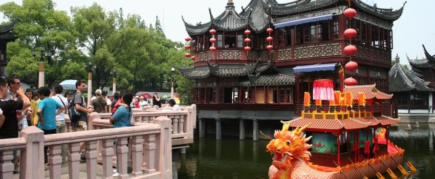VIAJE GRUPAL VISITANDO LOS TESOROS DE CHINA - Buteler Viajes